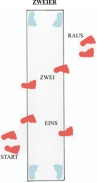 Gummihopse Anleitung